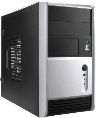 Корпус IN-WIN EMR-006 BS 450W microATX 2.03
