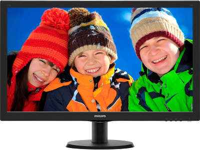 "Монитор 27"" Philips 273V5LSB (00/01) черный"