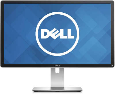 "Монитор 24"" Dell Professional P2415Q IPS черный"