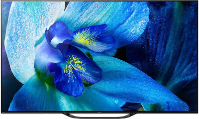 "OLED-телевизор Sony 65""/164см KD-65AG8 4K UHD с Android TV, чёрный | купить телевизор SONY KD-65AG8 KD65AG8B в интернет-магазине ТехноСити Новосибирск"