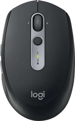 Мышь беспроводная Logitech Wireless Mouse M590 Multi-Device Silent - Graphite (910-005197)