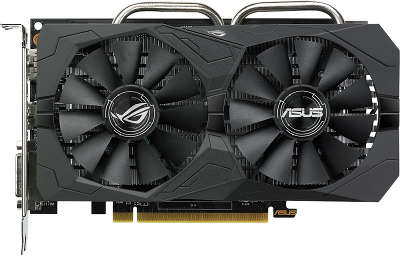 Видеокарта ASUS AMD Radeon RX 560 Strix 4Gb DDR5 PCI-E DVI, HDMI, DP