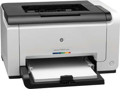 Принтер HP CF346A LaserJet Color СP1025, цветной