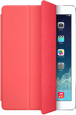 Чехол-обложка Apple Smart Cover для iPad 2017/ Air/Air 2, Pink [MF055ZM/A]