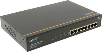 Коммутатор Upvel UP-308FEW управляемый настольный 8x10/<wbr>100BASE-TX