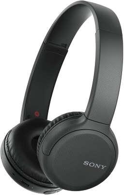 Беспроводные наушники Sony WH-CH510, чёрные