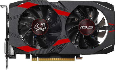 Видеокарта ASUS nVidia GeForce GTX1050 2Gb DDR5 PCI-E DVI, HDMI, DP