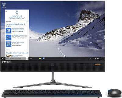 Моноблок Lenovo 510-23ISH 23&quot; Full HD i5 6400T/<wbr>4Gb/<wbr>1Tb/<wbr>DOS