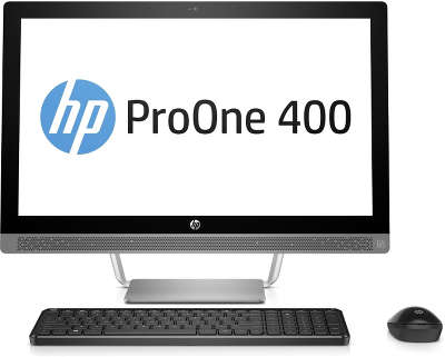 "Моноблок HP ProOne 440 G3 23.8"" i5-7500T/4/500/DVDRW/WiFi/BT/W10Pro/Kb+Mouse"