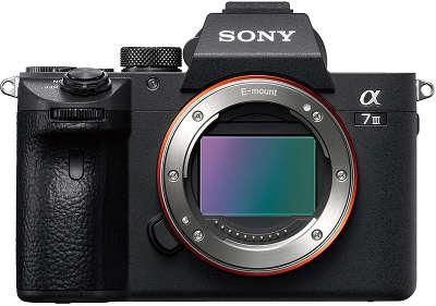 Цифровая фотокамера Sony Alpha A7 III Black Body