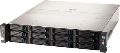 Сетевое хранилище Lenovo EMC PX12-400R Network Storage Array, 0TB Diskless