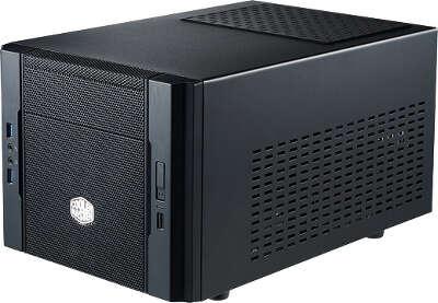 Корпус Cooler Master Elite 130, черный, mini-ITX, без БП (RC-130-KKN1)