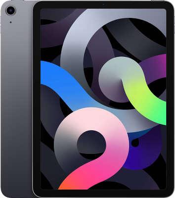"Планшетный компьютер Apple iPad Air 10.9"" 2020 [MYFT2RU/A] 256GB Wi-Fi Space Gray"