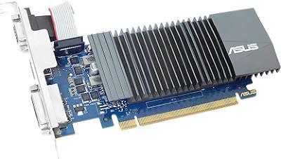 Видеокарта Asus NVIDIA GeForce GT 710 2048MB GDDR5 PCI-E [GT710-SL-2GD5-BRK]