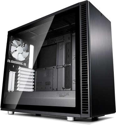 Корпус Fractal Design Define S2, черный, ATX, Без БП (FD-CA-DEF-S2-BK-TGL)
