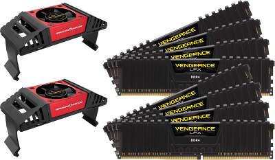 Набор памяти DDR4 DIMM 8x16Gb DDR2666 Corsair Vengeance LPX (CMK128GX4M8A2666C16)