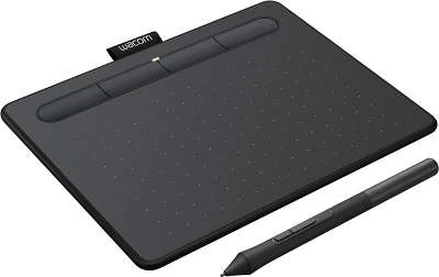 Графический планшет Wacom Intuos S Black [CTL-4100K-N] | купить графический планшет Wacom Intuos S CTL-4100K-N в интернет-магазине ТехноСити Новосибирск