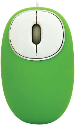 Мышь USB Ritmix ROM-340 Antistress Green