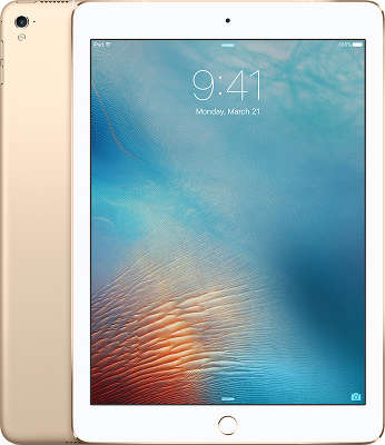 "Планшетный компьютер Apple iPad Pro 9.7"" [MLQ82RU/A] 256GB Wi-Fi + Cell Gold"