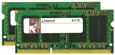Набор памяти DDR-III SODIMM 2x8Gb DDR1333 Kingston Value Ram (KVR13S9K2/16)