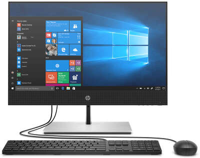 "Моноблок HP ProOne 440 G6 23.8"" FHD i5 10500T/8/256 SSD/WF/BT/Cam/Kb+Mouse/DOS,черный (9AV48AV)"