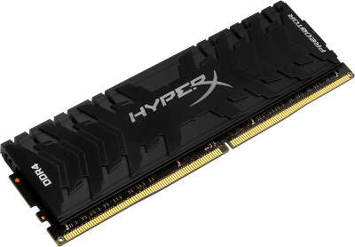 Модуль памяти DDR4 DIMM 8Gb DDR3200 Kingston HyperX Predator (HX432C16PB3/8)