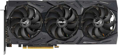 Видеокарта ASUS nVidia GeForce GTX1660Ti ROG Strix OC 6Gb GDDR6 PCI-E 2HDMI, 2DP