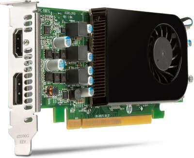 Видеокарта HP AMD Radeon RX 550X 4Gb DDR5 PCI-E HDMI, DP [5LH79AA]