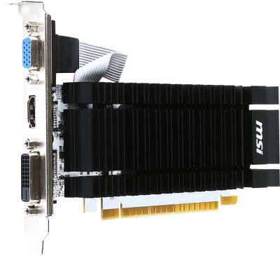 Видеокарта MSI PCI-E nVidia GeForce GT730 2048Mb GDDR3 N730K-2GD3H/<wbr>LP