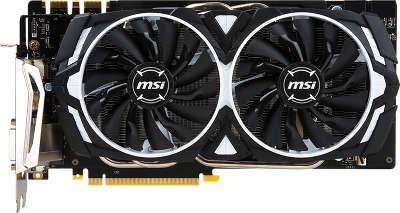 Видеокарта PCI-E NVIDIA GeForce GTX 1070Ti 8192MB GDDR5 MSI [GTX 1070 TI ARMOR 8G]