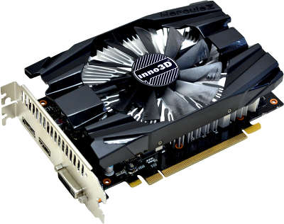 Видеокарта Inno3D nVidia GeForce GTX1060 Compact 6Gb DDR5 PCI-E DVI, HDMI, DP