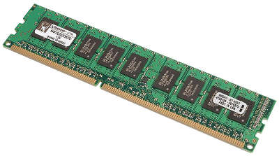 Модуль памяти DDR-3 DIMM 8192Mb DDR1333 ECC REG Kingston KVR1333D3E9S/8G