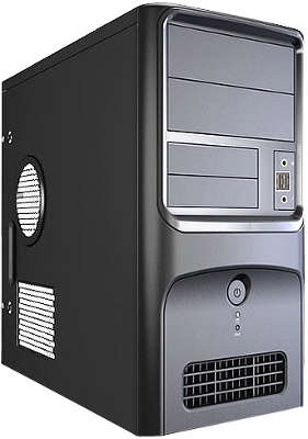 Корпус microATX 2.03 IN-WIN EMR-011 BS 450W