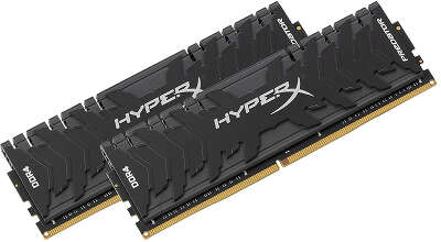 Набор памяти DDR4 DIMM 2x16Gb DDR2400 Kingston HyperX Predator (HX424C12PB3K2/32)