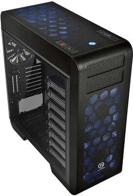 Корпус Thermaltake Core V71 TG, черный, ATX, Без БП (CA-1B6-00F1WN-04)