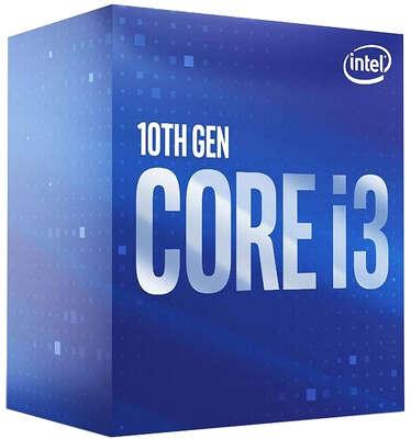Процессор Intel Core i3-10100F Comet Lake-S (3.6GHz) LGA1200 BOX