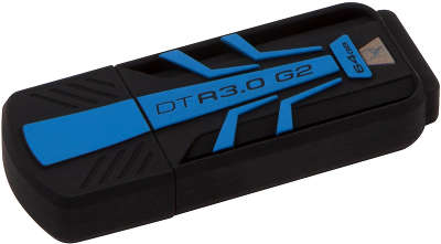 Модуль памяти USB3.0 Kingston DTRG2 64 Гб [DTR30G2/64GB]